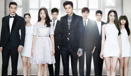 """The Heirs – Review: """"Poor Girl meets Rich Boy"""" – Lisyne Reviews"""